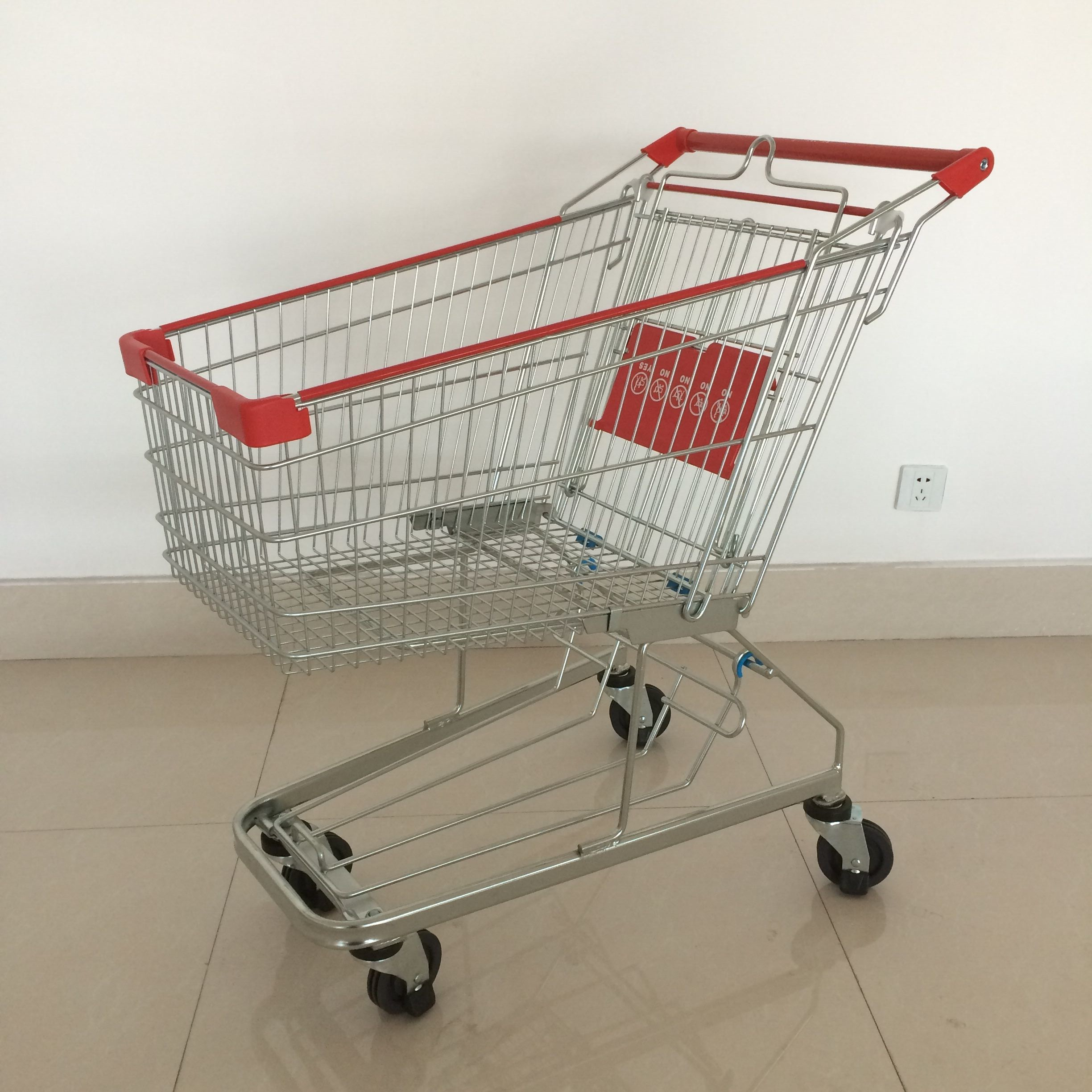 adult Cover grocery cart