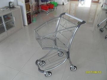40L Supermarket Shopping Trolley easy to used in Free duty shop 731x515x1002mm