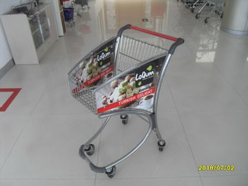 Q195 Low Carbon Steel Market Shopping Trolley  Used In Airport  Free Duty