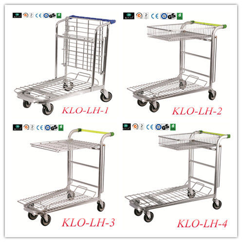 Custom Eco Friendly Two Tier Airport With Normal Flat Wheel Ce Gs Rosh
